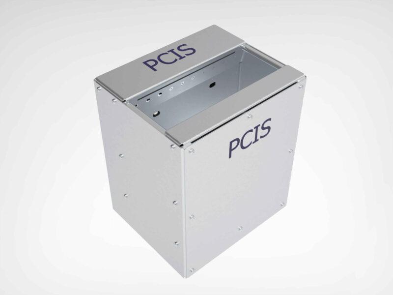 Handschuhreiniger Reinigungssystem technische Sauberkeit Particle Cleaning Industrial Solutions Darstellung gerendert
