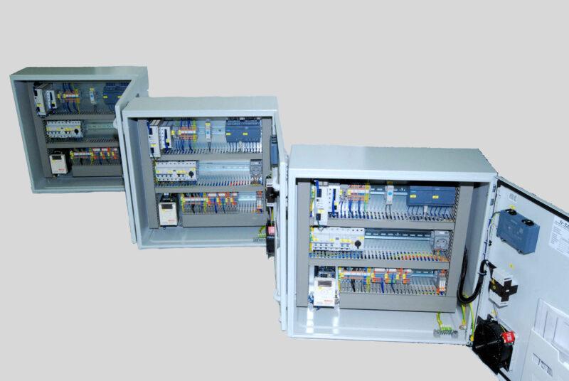 Elektromontage Schaltschrank Schaltschränke Schaltschrankfertigung Serie